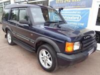Land Rover Discovery 2.5Td5 ( 7 st ) auto 2000 Td5 GS (7 seat) Full Mot 4x4 P/X