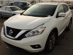 2017 Nissan Murano 2017 CLEARANCE!! SL: 360 Camera, Leather, Hea
