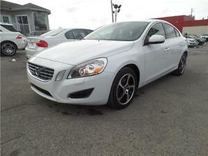 2012 VOLVO S60 T5, 72.638 KM, AUTOMATIC, TOIT OUVRANT, A/C, MAGS