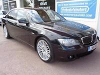 BMW 730 3.0TD auto 2008 d Sport S/H 12 keys Finance Available P/X
