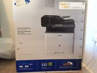 Samsung multi-function printer, scanner, photo copier and fax machine for sale!