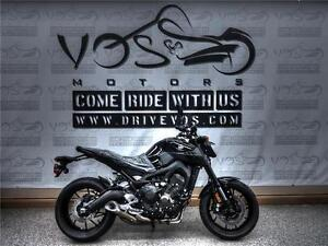 2016 Yamaha - FZ09 - V2197NP - **No Payments For 1 Year