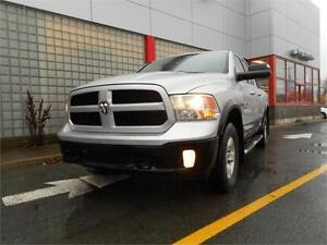 2014 Ram Quad Cab Outdoorsman 4x4