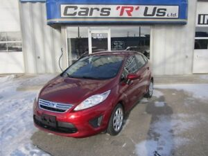 2013 Ford Fiesta SE AUTOMATIC HEATED SEATS ONLY 4K!