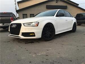 2014 AUDI S4 ONE OF A KIND
