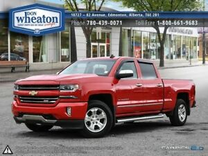 2016 Chevrolet Silverado 1500 4x4 Z71 NAVIGATION HEATED SEATS RE