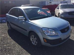 2009 Kia Rio EX Convenience FULLY INSPECTED LOW KM