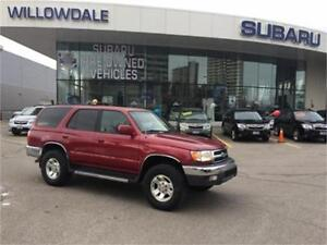 "1999 Toyota 4 Runner SR5 $2200 ""as traded"""