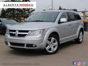 2010 Dodge Journey R/T * SINGLE OWNER, LOW KM'S, NO ACCIDENTS