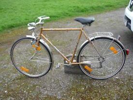 VINTAGE 'NOVY' gents bike