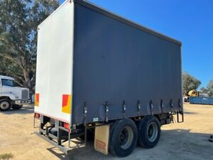 Trailer Pig Curtain bogie 5200mm SN1138 MDG7048 Malaga Swan Area Preview