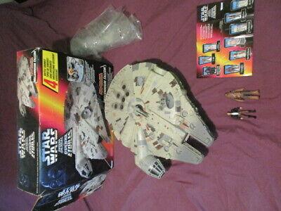Star Wars Millennium Falcon Boxed 1995  Millenium Falcon RARE