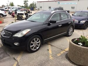 2008 INFINITI EX35 JOURNEY EDITION -ALL WHEEL DRIVE 4x4 - $10895