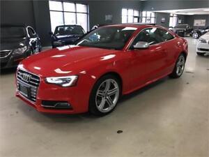 2013 Audi S5 3.0T PREMIUM*DRIVE SELECT*NAV*BANG&OLUFSEN*