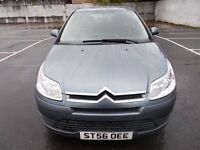 CITROEN C4 1.45 DOOR HATCHBACK 56 REG ,, TRADE IN CAR TO CLEAR,, MOT FEBRUARY 2018