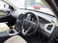 VOLVO XC60 2.0 D4 SE LUX NAV 5d 161 BHP (black) 2013