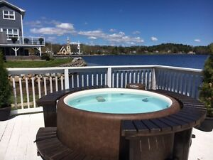Softubs!  BayTub-Mahone Bay