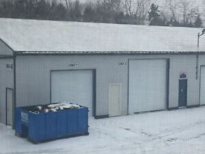 Shop/ Commercial/ Warehouse Space For Lease