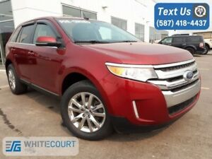 2014 Ford Edge Limited LEATHER NAV HEAT SEATS V6