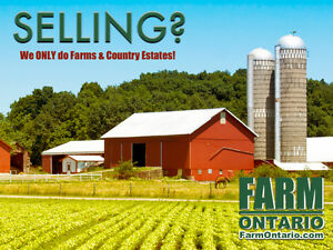 Selling Your Hobby Farm?