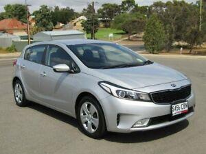 2017 Kia Cerato YD MY17 S Silver 6 Speed Sports Automatic Hatchback Murray Bridge Murray Bridge Area Preview
