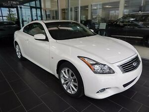 2014 Infiniti Q60 Premium Package, Certified Pre-Owned, One Owne