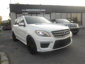 MERCEDES-BENZ ML 63 AMG 2012