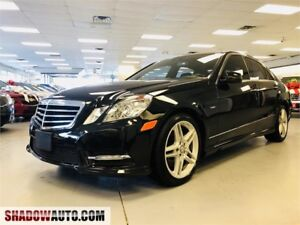 2012 Mercedes-Benz E-Class E 350 4MATIC- NAV- PANO- HEATED SEATS