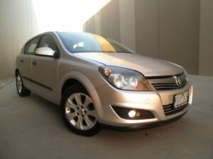 2008 Holden Astra AH MY08.5 60th Anniversary Quicksilver Flake 4 Speed Automatic Hatchback Cheltenham Kingston Area Preview