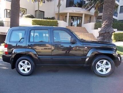 2012 Jeep Cherokee SUV, New car condition. Wollongong Wollongong Area Preview