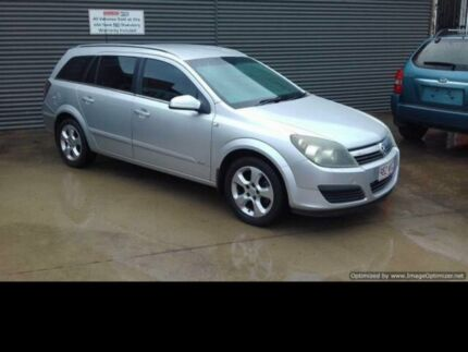 2006 Holden Astra 4 SP AUTOMATIC Wagon
