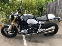 ABSOLUTELY STUNNING BMW R NINE T - 1 OWNER IN MINT CONDITION