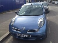 Nissan Micra 1.2. 3dr petrol, 16000 miles only, Full service history, Excellent condition inside out