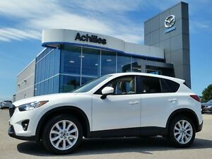 2013 Mazda CX-5 GT, AWD, Bose, Leather, Loaded