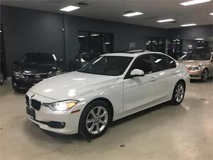 2012 BMW 3 Series 320i+NAVIGATION++6SPEED++LEATHER+ROOF