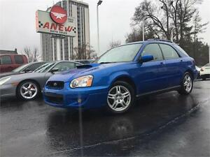 2004 Subaru Impreza WRX Turbo Low Km 133000KM $500 OFF SALE