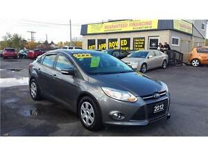 2012 Ford Focus SE GAURANTEED FINANCING