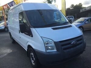 2010 Ford Transit VM High Roof White 6 Speed Manual Van Hillcrest Port Adelaide Area Preview