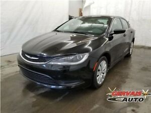 Chrysler 200 LX A/C 2015