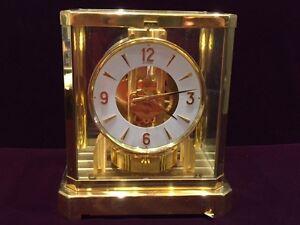 Vintage Jaeger LeCoultre Atmos Clock. 1106 av.Mont Royal E.