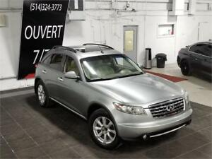 2006 INFINITI FX35 *NAVI*DVD*CAMERA*4X4*BLUETOOTH********