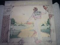 Vinyl LP Elton John Goodbye Yellow Brick Road DJM 87 288 XT