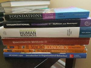 York University textbooks for sale