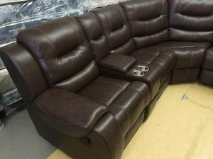 Reclining Sectional - Now only $1999.99