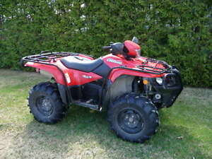 Used 2008 Suzuki king quad