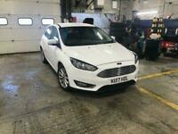 2017 Ford Focus TITANIUM 150ps ecoboost powershift Nav Auto Hatchback Petrol Aut