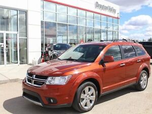 2012 Dodge Journey R/T, AWD, leather, nav