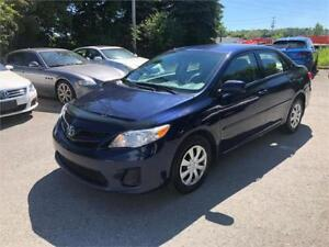 2012 Toyota Corolla CE, Safety & ETEST for ON or QC INCL.