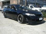 2005 Honda Accord MY05 Upgrade Euro Luxury Black 5 Speed Sequential Auto Sedan Wangara Wanneroo Area Preview