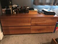 Large 2 drawer chest